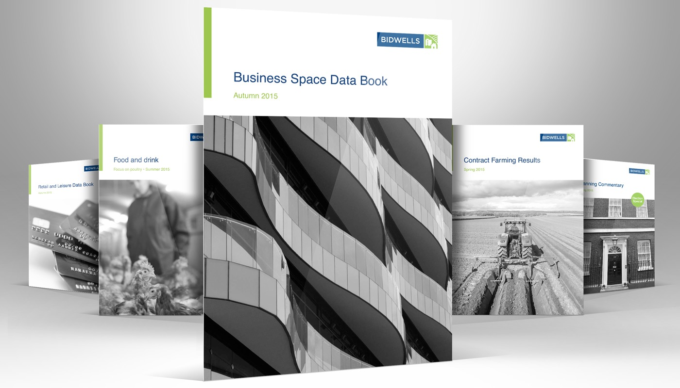 Bidwells Databooks - published reports on the industry