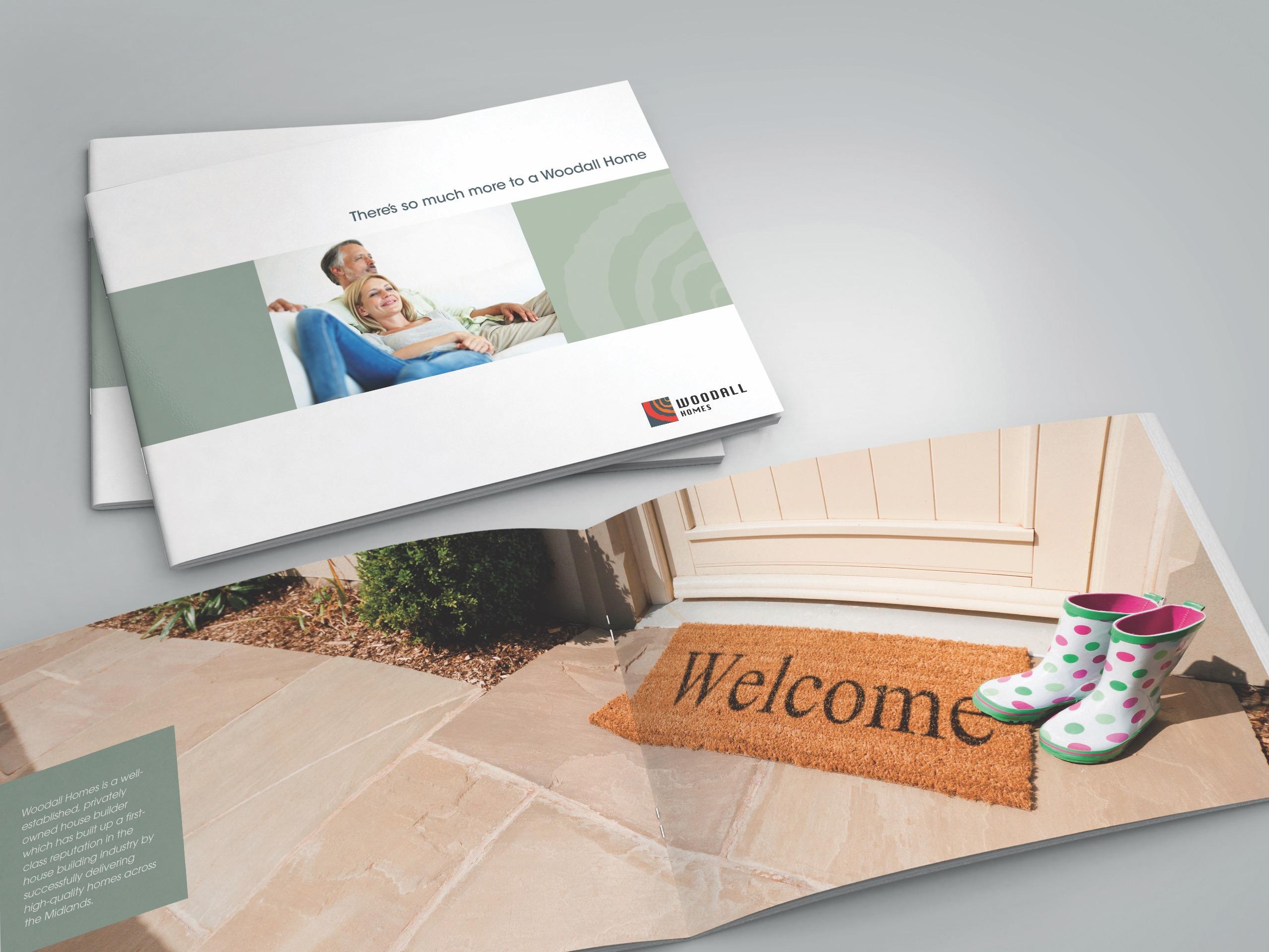 Woodall Homes Residential Brochure