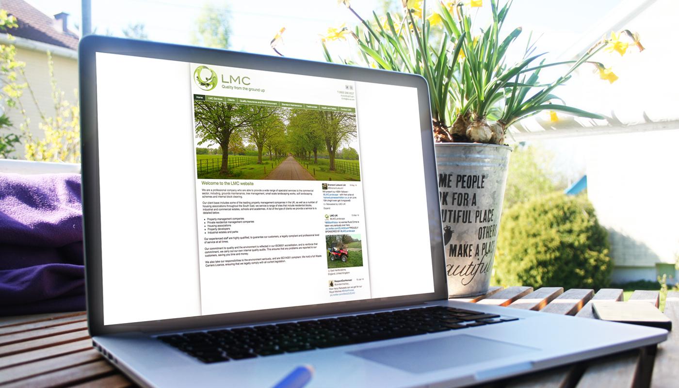 LMC website