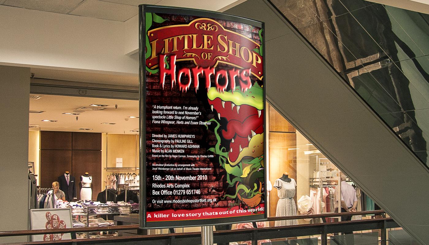 Show Poster Rhodes Art Complex