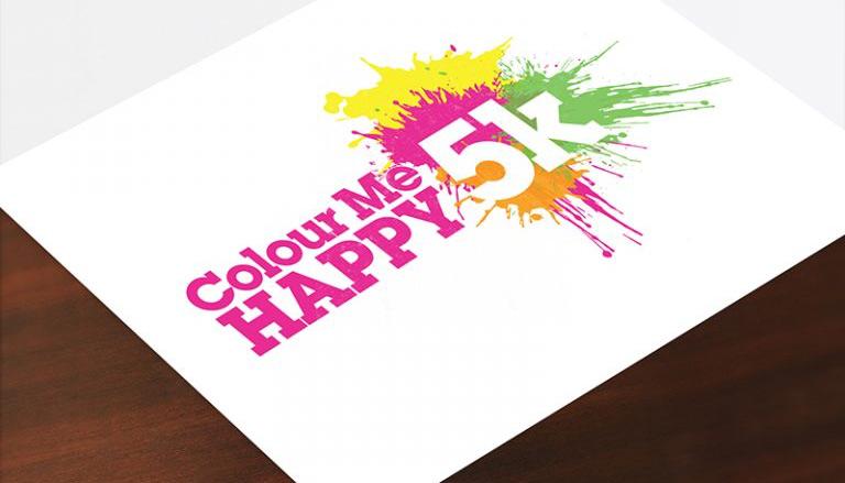 Colour me happy 5k