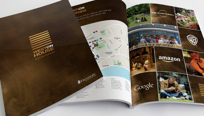 Phase 1 Weston House Brochure