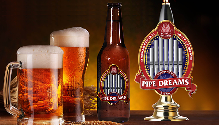 St Michael's Church - Pipe Dreams Beer