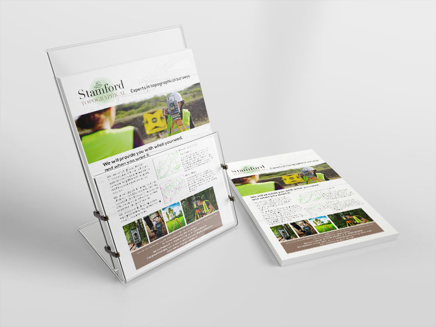 Stamford Topographical Leaflets