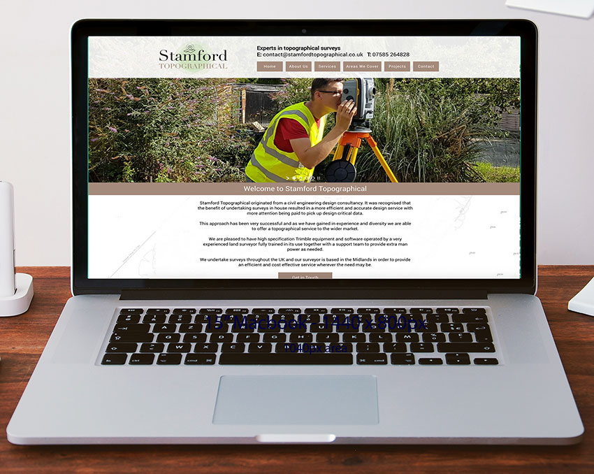 Stamford Topographical Website