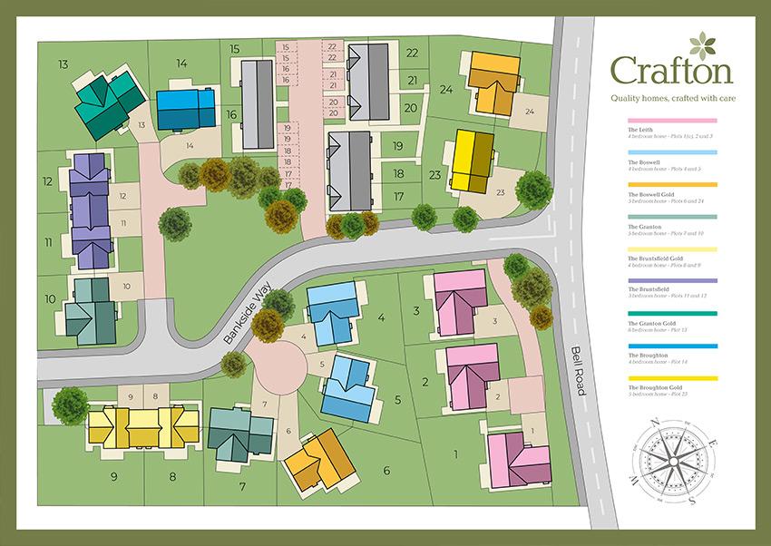 Barnham siteplan