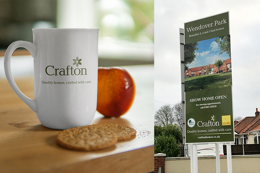 Promotional items and signage