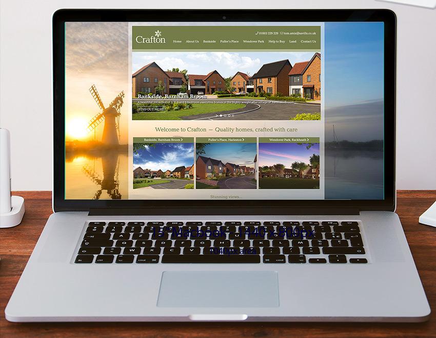 Crafton Property Website