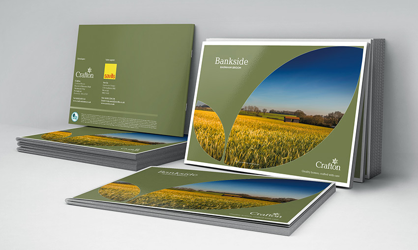 residential property marketing brochure