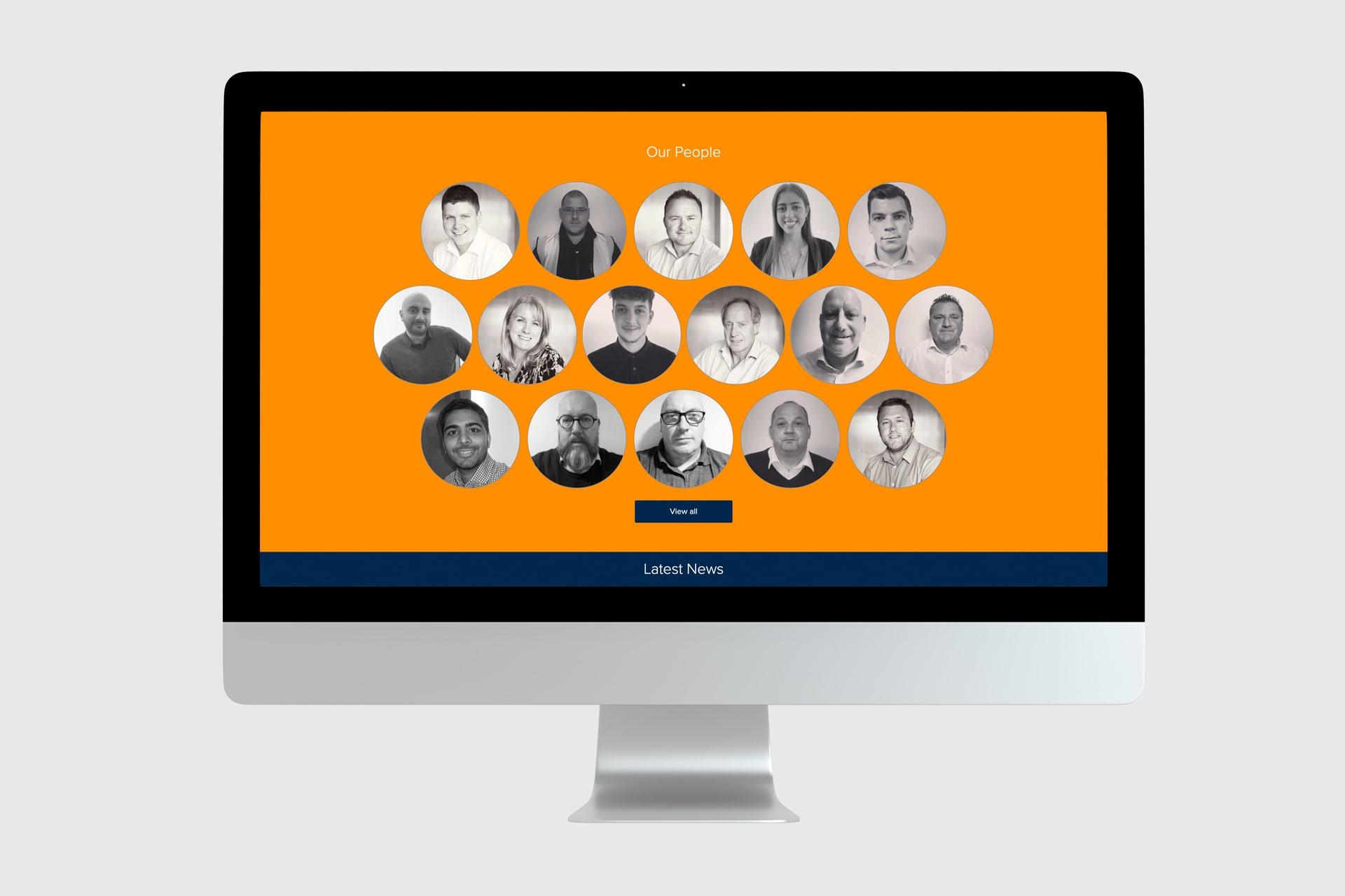 Pexhurst homepage Team
